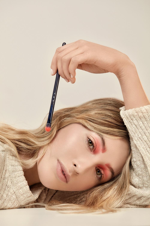 SAY Makeup - Mały pędzel do konturowania nr 6