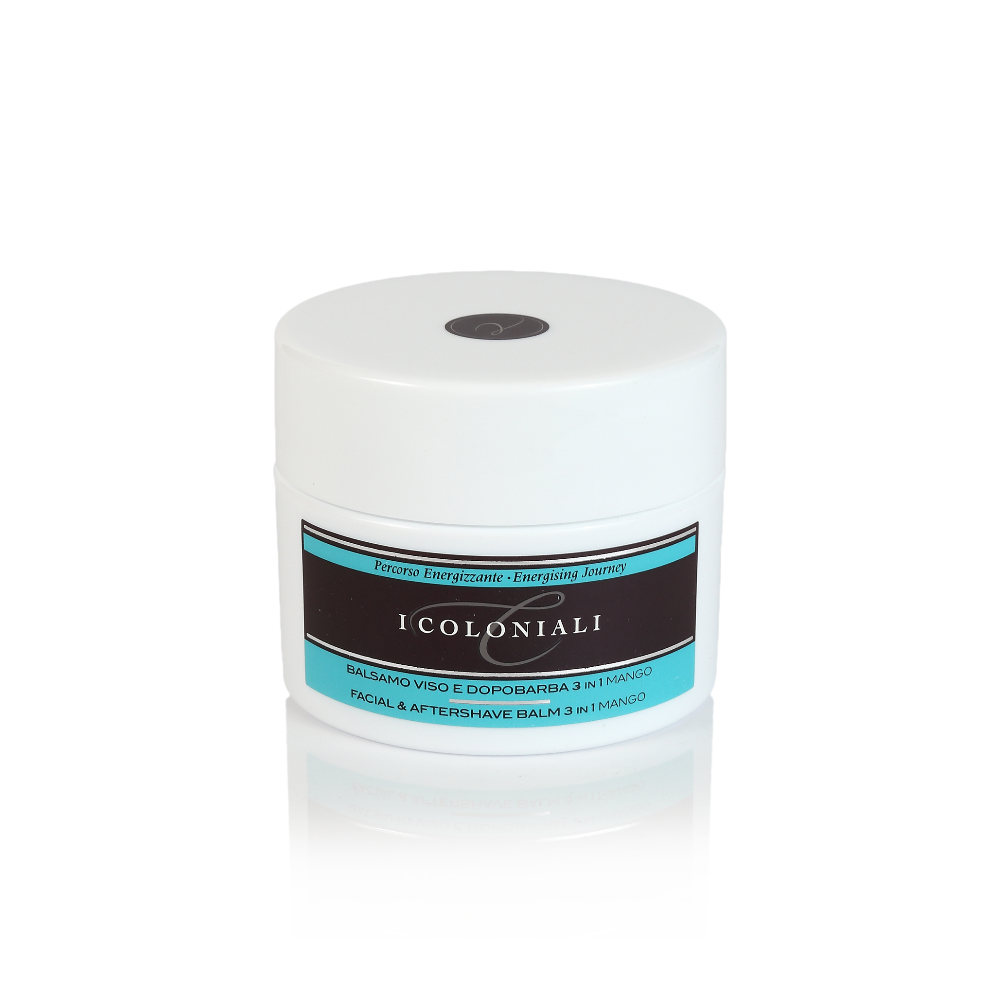 Energising Facial & Aftershave Balm 3 in 1 Mango