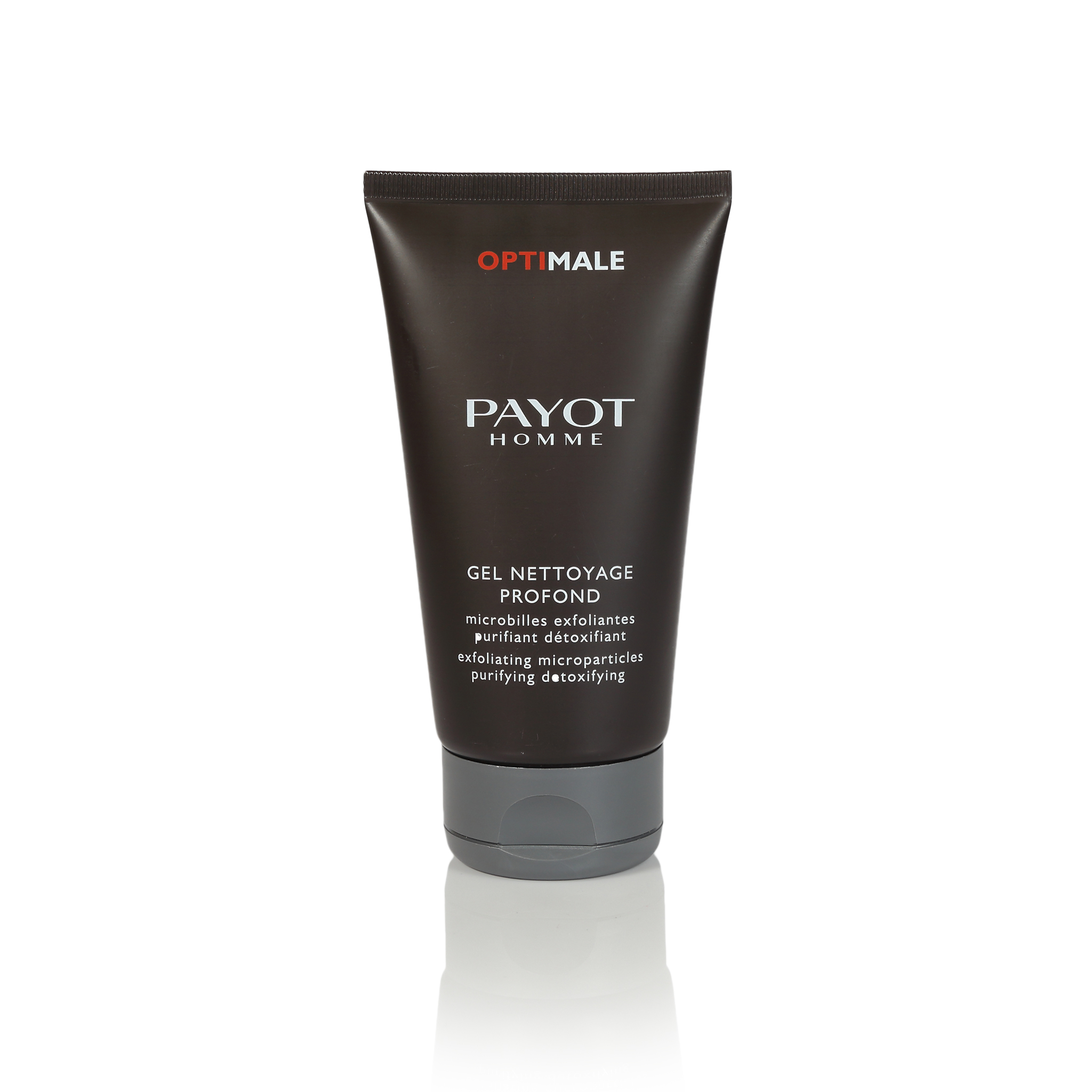 Homme Optimale Gel Nettoyage Profond Exfoliating Microparticles