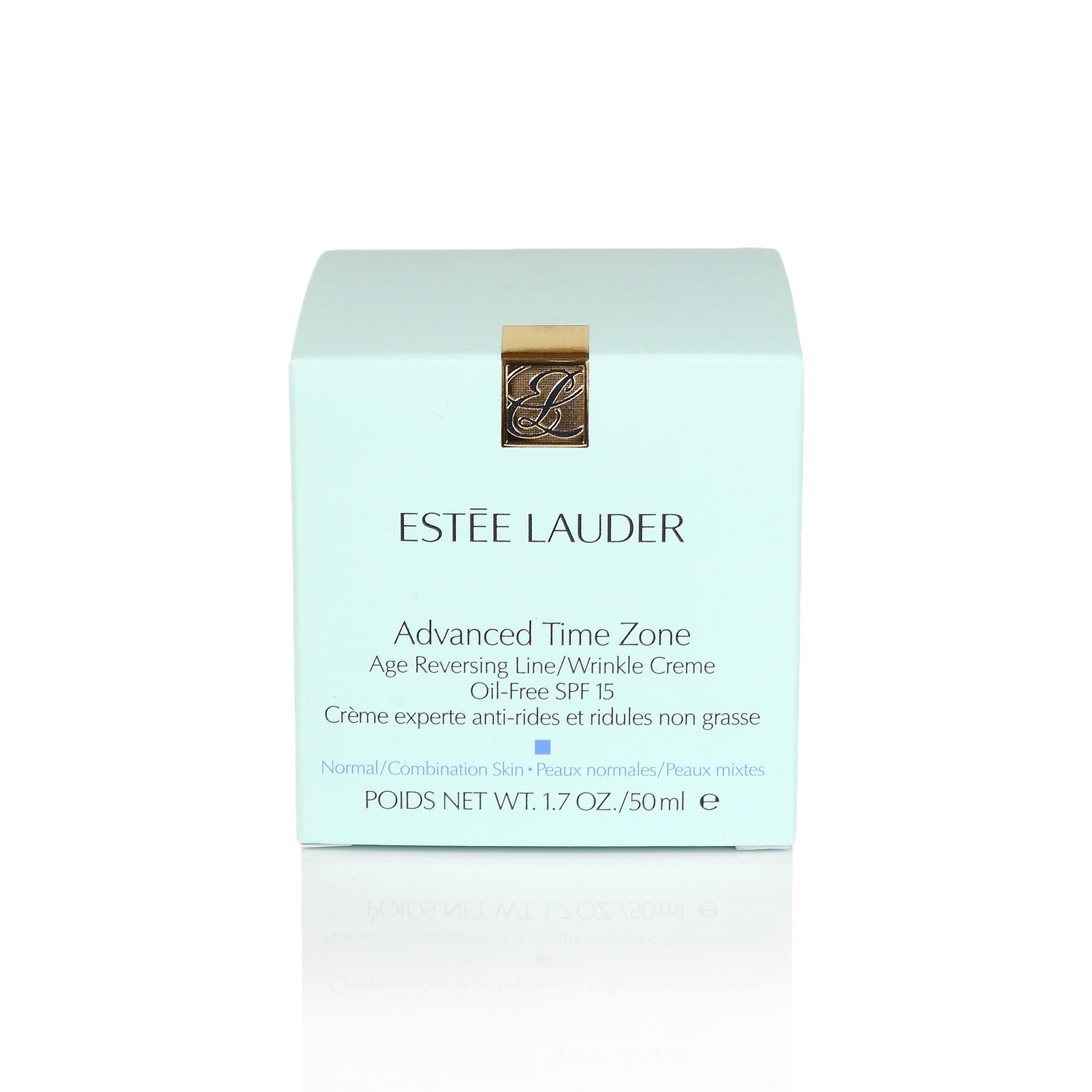 Estée Lauder - przeciwzmarszczkowy krem do twarzy z SPF15..
